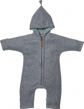 Overall JUNI Grey/Dusty Mint